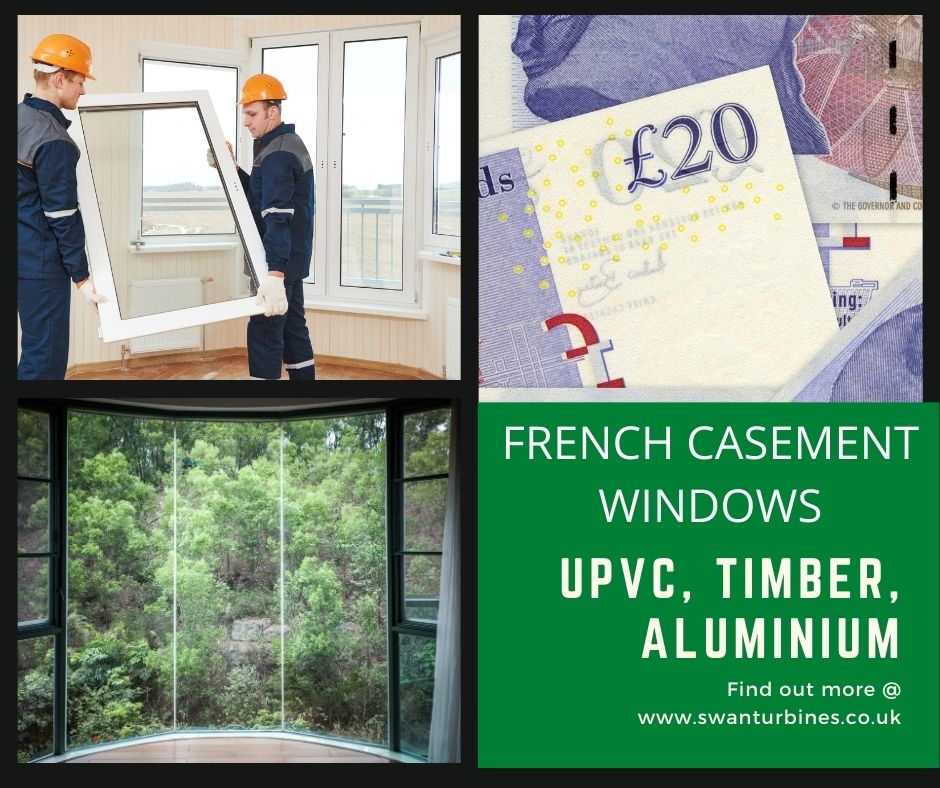 save on your french casement windows